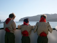Angel Island Camp Out 0024