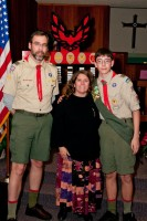 Court of Honor - December 0025