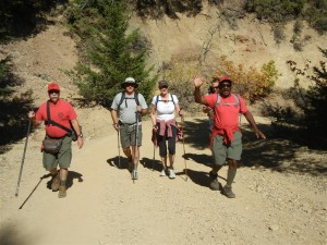 Napa Camp Out-Mt. St. Helena Hike 0004