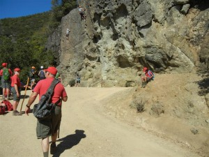 Napa Camp Out-Mt. St. Helena Hike 0005