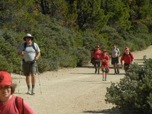 Napa Camp Out-Mt. St. Helena Hike 0010
