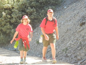 Napa Camp Out-Mt. St. Helena Hike 0011