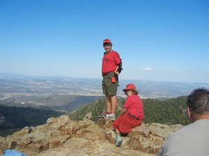 Napa Camp Out-Mt. St. Helena Hike 0020