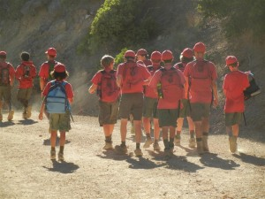 Napa Camp Out-Mt. St. Helena Hike 0026