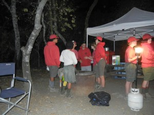 Napa Camp Out-Mt. St. Helena Hike 0032