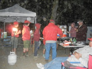 Napa Camp Out-Mt. St. Helena Hike 0033