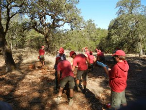 Napa Camp Out-Mt. St. Helena Hike 0044
