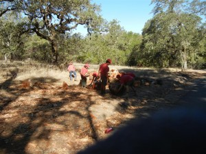 Napa Camp Out-Mt. St. Helena Hike 0051