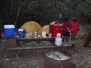 Napa Camp Out-Mt. St. Helena Hike 0070