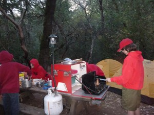 Napa Camp Out-Mt. St. Helena Hike 0072