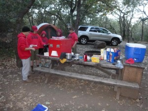 Napa Camp Out-Mt. St. Helena Hike 0073