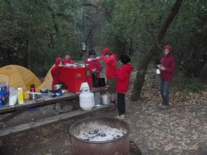 Napa Camp Out-Mt. St. Helena Hike 0074