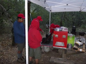 Napa Camp Out-Mt. St. Helena Hike 0075