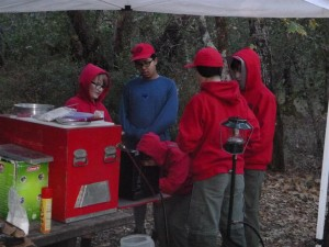 Napa Camp Out-Mt. St. Helena Hike 0076