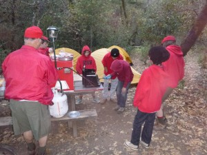 Napa Camp Out-Mt. St. Helena Hike 0077