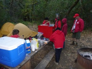 Napa Camp Out-Mt. St. Helena Hike 0078
