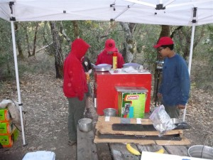 Napa Camp Out-Mt. St. Helena Hike 0082
