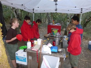 Napa Camp Out-Mt. St. Helena Hike 0085