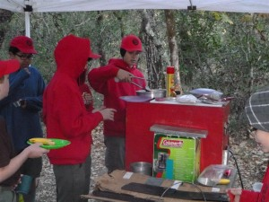 Napa Camp Out-Mt. St. Helena Hike 0087