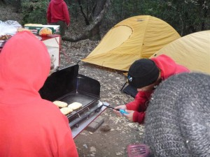 Napa Camp Out-Mt. St. Helena Hike 0088