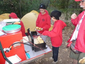 Napa Camp Out-Mt. St. Helena Hike 0092
