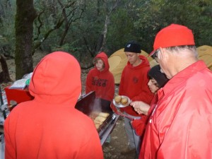 Napa Camp Out-Mt. St. Helena Hike 0093