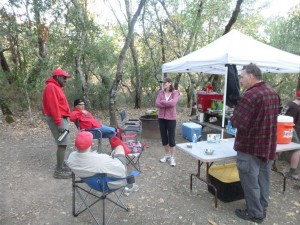 Napa Camp Out-Mt. St. Helena Hike 0094
