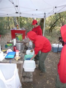 Napa Camp Out-Mt. St. Helena Hike 0095