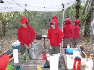 Napa Camp Out-Mt. St. Helena Hike 0096
