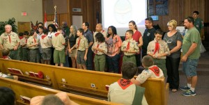 Court of Honor - September 0074