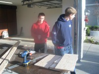 Ben K. Eagle Scout Service Project 0005