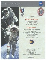 NASA Cert (Large)