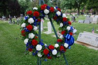 Fair Oaks Cemetery Memorial Day 0022