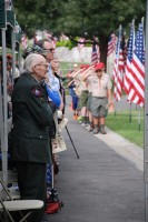 Fair Oaks Cemetery Memorial Day 0023