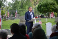 Fair Oaks Cemetery Memorial Day 0024
