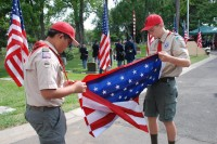 Fair Oaks Cemetery Memorial Day 0025