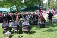 Fair Oaks Cemetery Memorial Day 0026
