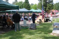 Fair Oaks Cemetery Memorial Day 0027