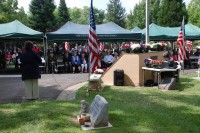Fair Oaks Cemetery Memorial Day 0028