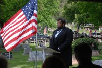 Fair Oaks Cemetery Memorial Day 0034