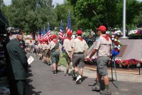 Fair Oaks Cemetery Memorial Day 0043
