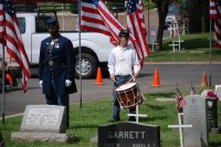 Fair Oaks Cemetery Memorial Day 0044