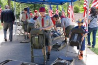 Fair Oaks Cemetery Memorial Day 0060