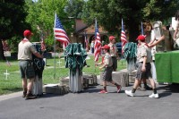 Fair Oaks Cemetery Memorial Day 0062