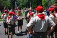 Fair Oaks Cemetery Memorial Day 0065