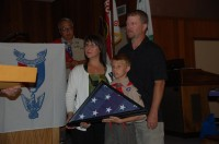 Court of Honor - September 0040