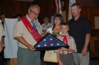 Court of Honor - September 0043