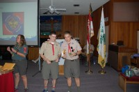 Court of Honor - September 0062