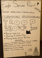 Christian H. Eagle Scout CoH 0006