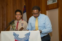 Christian H. Eagle Scout CoH 0011